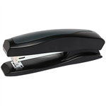 MARBIG DESKTOP PLASTIC FULL STRIP STAPLER BLACK