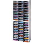 FELLOWES LITERATURE SORTER 72 COMPARTMENTS