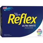 REFLEX  ULTRA WHITE COPY PAPER A4 80GSM REAM500 SHEETS MPC3