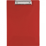 BANTEX CLIPFOLDER PVC A4 RED