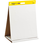 POSTIT 563R SUPER STICKY SELFSTICK TABLE TOP PAD 508 X 584MM WHITE