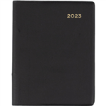 COLLINS 2021 BELMONT POCKET DIARY WEEK TO VIEW A7 BLACK