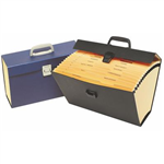 MARBIG CARRY FILE AZ INDEX FOOLSCAP ASSORTED