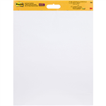 POSTIT 566 SUPER STICKY WALL HANGING PAD 508 X 584MM WHITE PACK 2