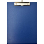 BANTEX CLIPBOARD PVC A4 BLUE