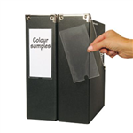 3L LABEL HOLDER 55 X 150MM PACK 6