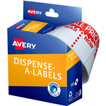 AVERY 937309 MESSAGE LABELS SALE WASNOW 44 X 63MM PACK 400