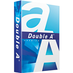 DOUBLE A SMOOTHER A5 COPY PAPER 80GSM WHITE PACK 500 SHEETS