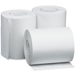 MARBIG CASH REGISTER ROLL 2 PLY 76 X 76 X 115MM PACK 4