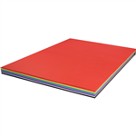 RAINBOW COVER PAPER 125GSM 510 X 760MM 2 ASSORTED PACK 250
