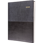COLLINS 2021 VANESSA POCKET DIARY WEEK TO OPEN B7R BLACK