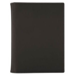 DEBDEN FASHION COMPENDIUM WITH WIRO NOTEPAD A5 BLACK
