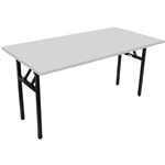 RAPIDLINE FOLDING TABLE 1500 X 750MM GREY