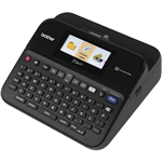 BROTHER PTD600 PTOUCH LABEL PRINTER WITH COLOUR DISPLAY
