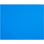 QUILL BOARD 210GSM 510 X 635MM MARINE BLUE PACK 20