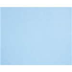 QUILL BOARD 210GSM 510 X 635MM POWDER BLUE PACK 20