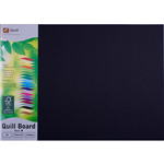 QUILL BOARD 210GSM A3 BLACK PACK 25
