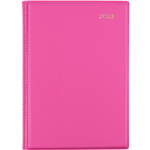 COLLINS 2022 BELMONT SLIMLINE DIARY WEEK TO VIEW B67 PINK