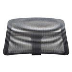 MATCH ERGONOMIC MESH HEAD REST BLACK