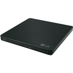 LG SUPER MULTI PORTABLE DVD WRITER BLACK