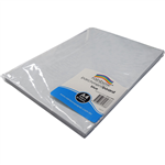 RAINBOW PARCHMENT BOARD A4 180GSM BLUE PACK 50