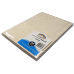 RAINBOW PARCHMENT BOARD A4 180GSM NATURAL PACK 50