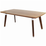 ARBOR EXECUTIVE COFFEE TABLE 1200 X 600 X 460MM AMERICAN OAK
