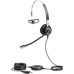 JABRA BIZ 2400 II MONO 3IN1 USB CORDED HEADSET