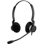 JABRA BIZ 2300 DUO USBA CORDED HEADSET