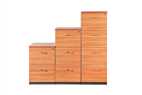 ASCOT FILING CABINET 4 DRAWERS OMFC4 W468D510H1320