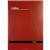COLLINS A60 SERIES ACCOUNT BOOK INDEX THROUGH FEINT RULED STAPLED 60 LEAF A4 RED